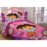 Dora The Explorer What A Day Full Sheet Set Lowest Price