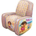 Nickelodeon Dora Inflatable Chair By Rand Best Price