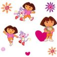 Wall Appliques: Dora The Explorer Where To Buy