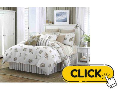 beach bedding we buy cheaper. Black Bedroom Furniture Sets. Home Design Ideas