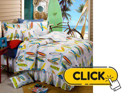 Beach Bedding We Buy Cheaper