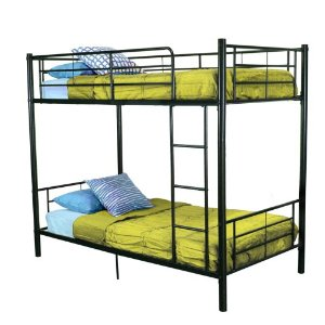 Walker Edison Twin over Twin Bunk Bed