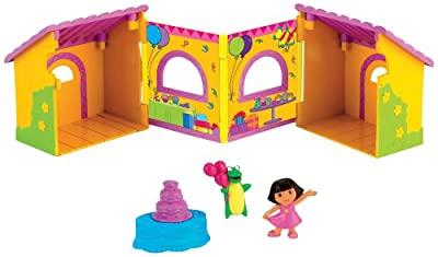 Dora Birthday Cake Toppers Dora Cupcake Rings Webuycheaper Com