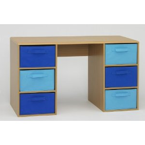 4D Concepts Boy's Student Desk, Beech