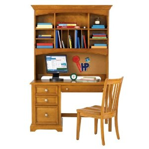Kids Desk With Bookcase Roselawnlutheran