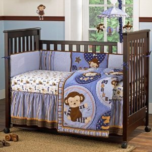 Monkey Bedding For Kids Webuycheaper Com