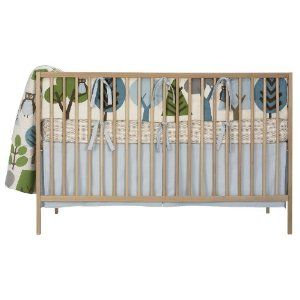 DwellStudio Crib Set, Owls