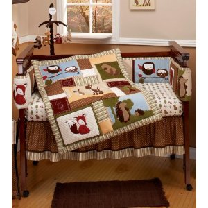 Eddie Bauer Enchanted Hollow 4 Piece Set, Brown