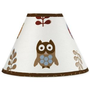 Night Owl Lamp Shade by JoJo Designs