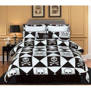 Skull Bedding Webuycheaper Com