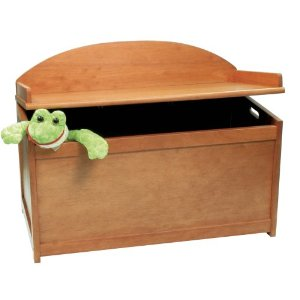 Beechwood Toy Chest by Lipper