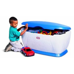 Little Tikes Giant Toy Chest Blue