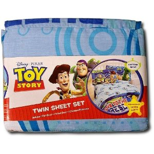 Disney Toy Story 3 Sheet Set