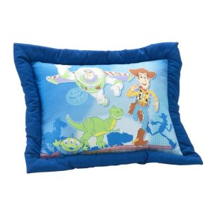Disney Toy Story Hide and Sneak Decorative Toddler Pillow