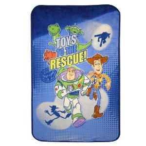 Disney Toy Story - Toys to the Rescue Toddler Blanket