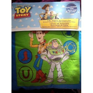 Toy Story 3pc Toddler Accessory Set
