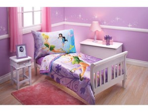 Tinkerbell Comforter Twin Sheets Sets For Little Girls ...