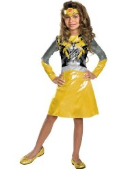 Bumblebee Girl Classic Costume - Small (4-6x) Reviews