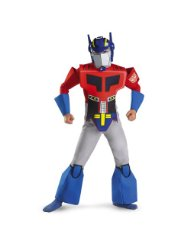 Optimus Prime - Size: Child M(7-8) Reviews