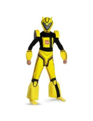 Transformers Animated Bumblebee - Size Child Medium 7 - 8 Where To Buy