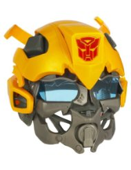 Transformers  Bumblebee Role Play Helmet Free Shipping